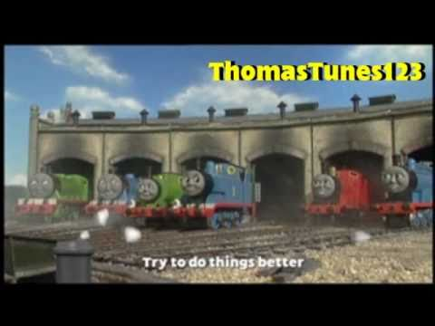 Thomas & Friends - Instrumental Song - Trying