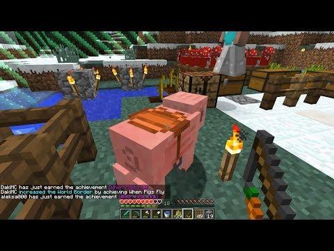 Minecraft Captive 4 - Epizoda 5 - Kad Svinje Lete