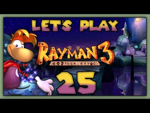 Let's Play Rayman 3  Part 25: Rosemary Harris