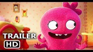 UglyDolls  official #1# Trailer 2019  Emma Roberts, Gabriel Iglesias, Nick Jonas movie HD