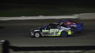 Stuart International Speedway IMCA Sport Compact Feature