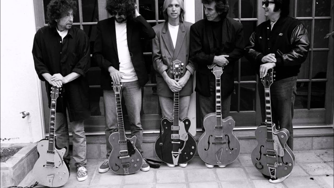 The Traveling Wilburys Vol 1 2 Youtube