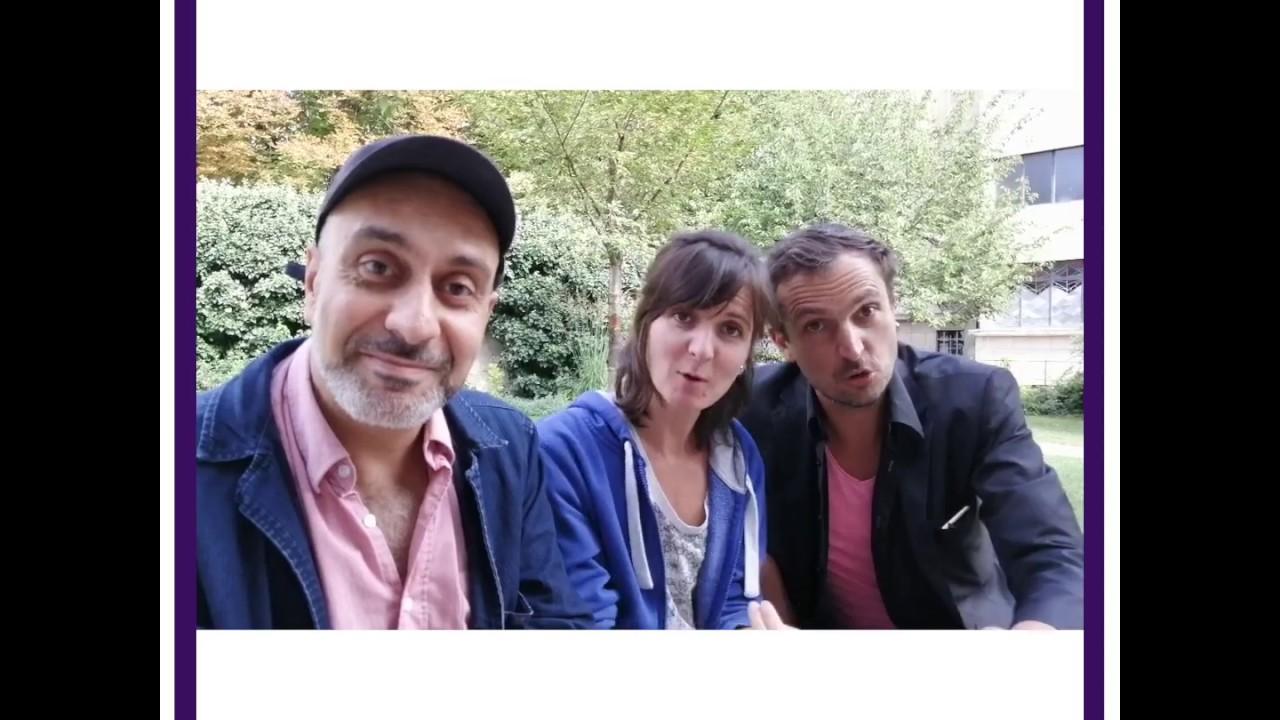 Theatre de l'Odéon / Nos âmes civiles : appel à participation