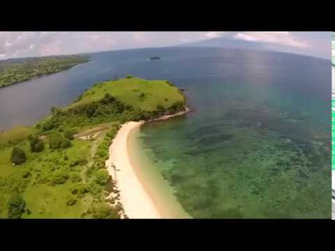 Land for sale in Sumbawa - Absolute beachfront