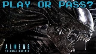 Pass or Pass - Aliens Colonial Marines - PC/Xbox 360/PS3 (Review/Gameplay)
