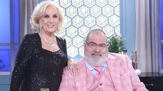 La noche de Mirtha - Programa 14/03/20 - Mirtha Legrand a solas con Jorge Lanata
