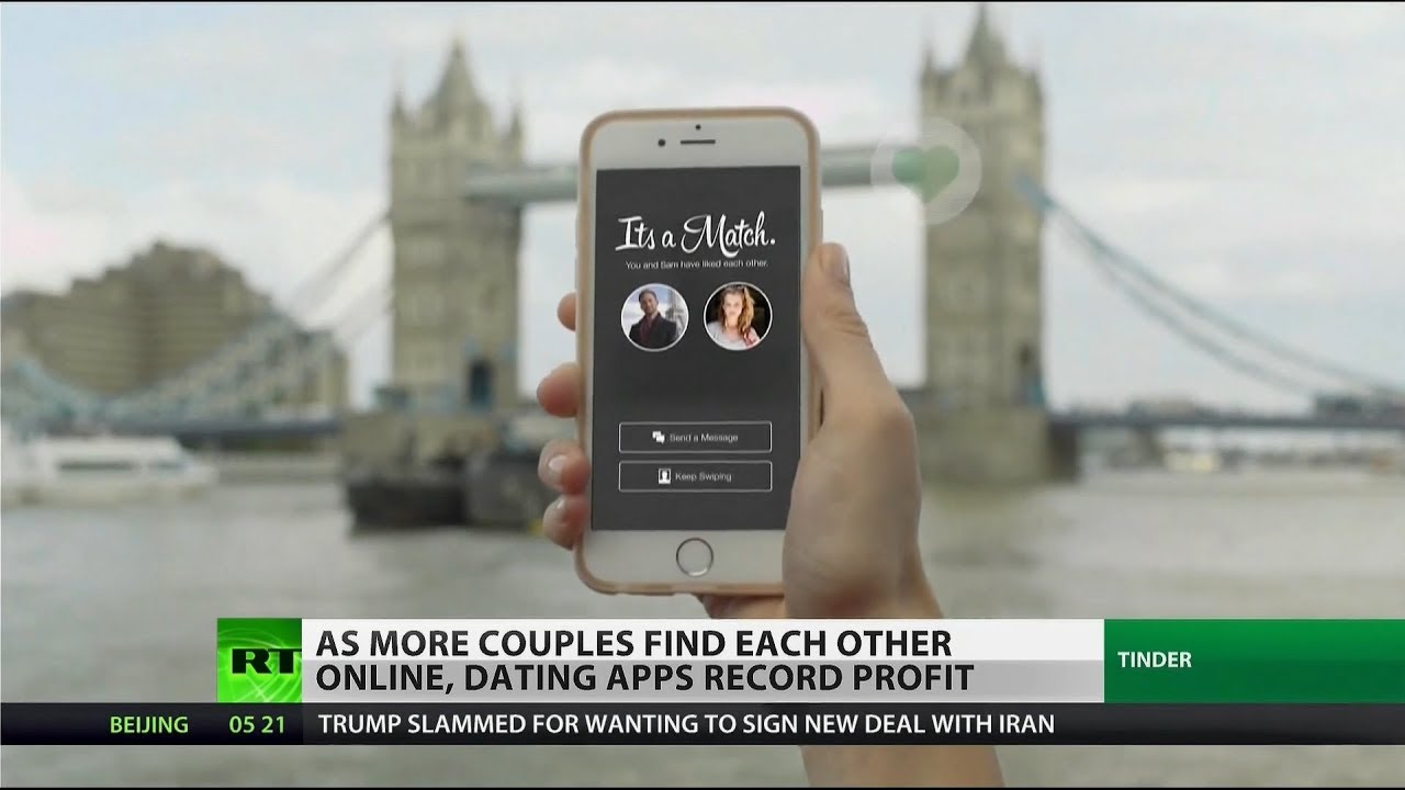 CNBC rapport om online dating