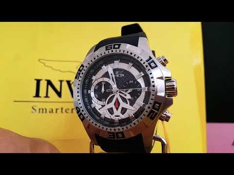 🌟Relógio invicta aviator 21735 original/📞whats 41 99610-3639