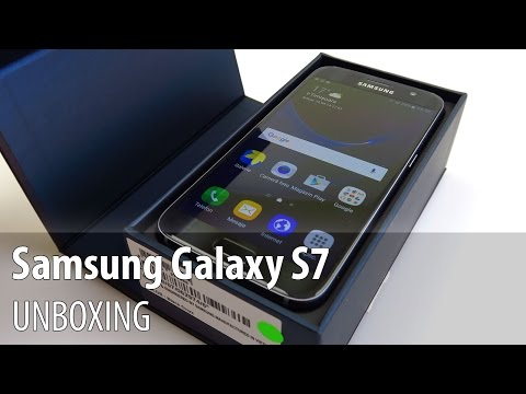 Samsung Galaxy S7 Unboxing în Limba Română - Mobilissimo.ro