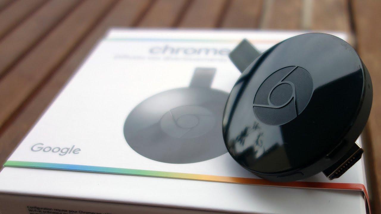 Chromecast Installieren