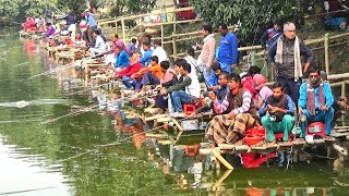 Fishing Competition in Village | Festival Fishing Video By Daily Village Life (Part-12)