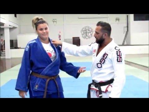 bjj feu judo e jiu jitsu - KATA GURUMA