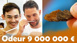 Odeur à 10€ VS Odeur à 100 000€