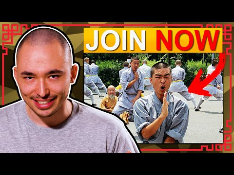 How To Join The Shaolin Monks In China