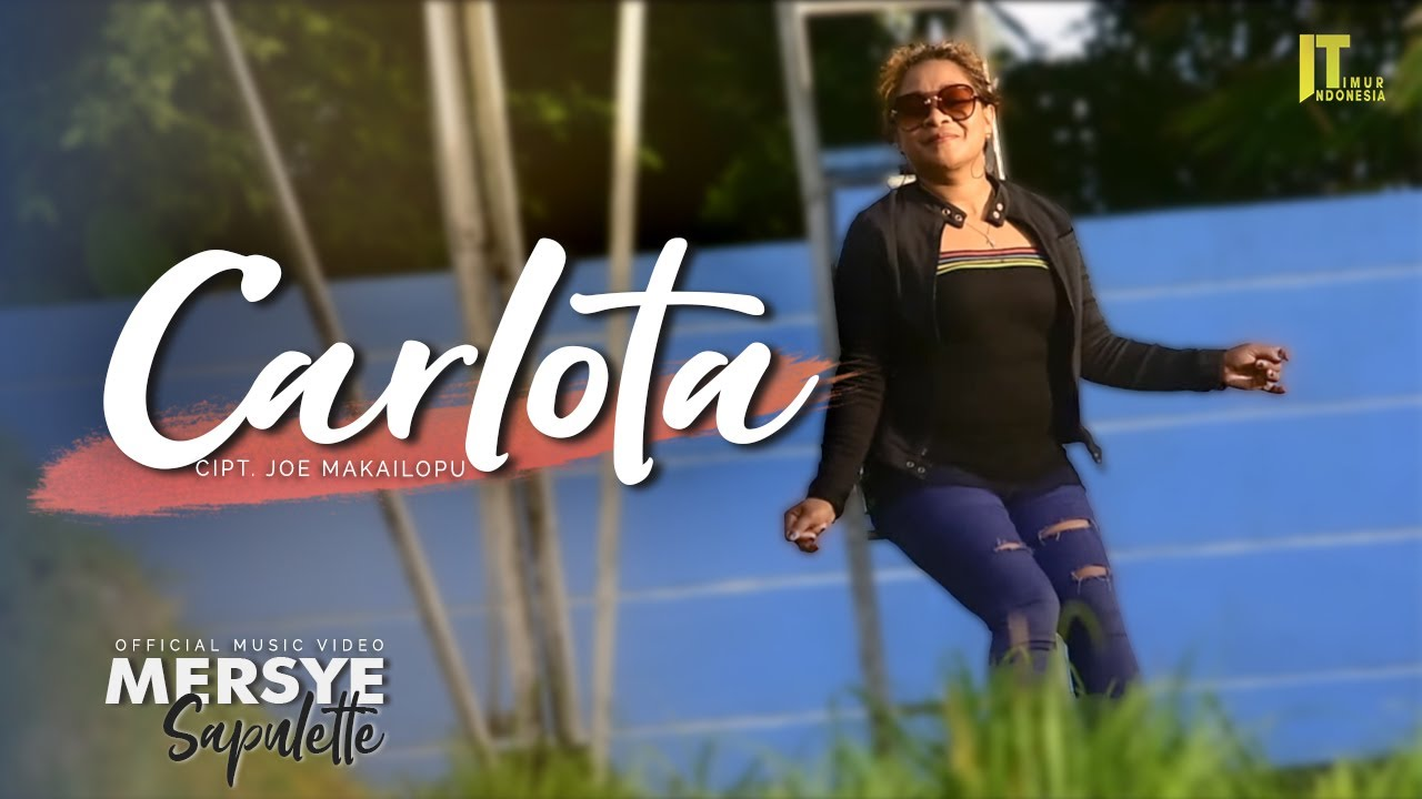 Mersye Sapulette - CARLOTA (Official Music Video)