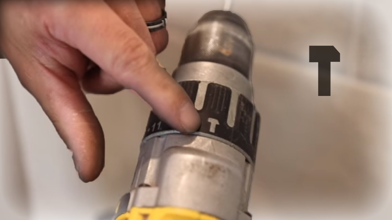 how to drill into porcelain tile and why you need this setting