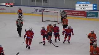Первенство СФО по хоккею среди команд 2007 г.р.