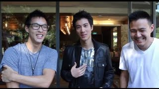 "Wang Leehom - ""Still In Love With You"" - Behind the Scenes 2/2"
