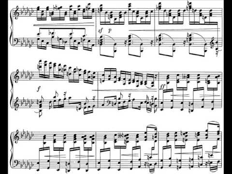 Balakirev - Impromptu on themes from two preludes of Chopin