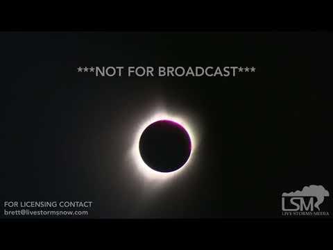 8-21-17 Alliance, NE - Carhenge - Eclipse Totality