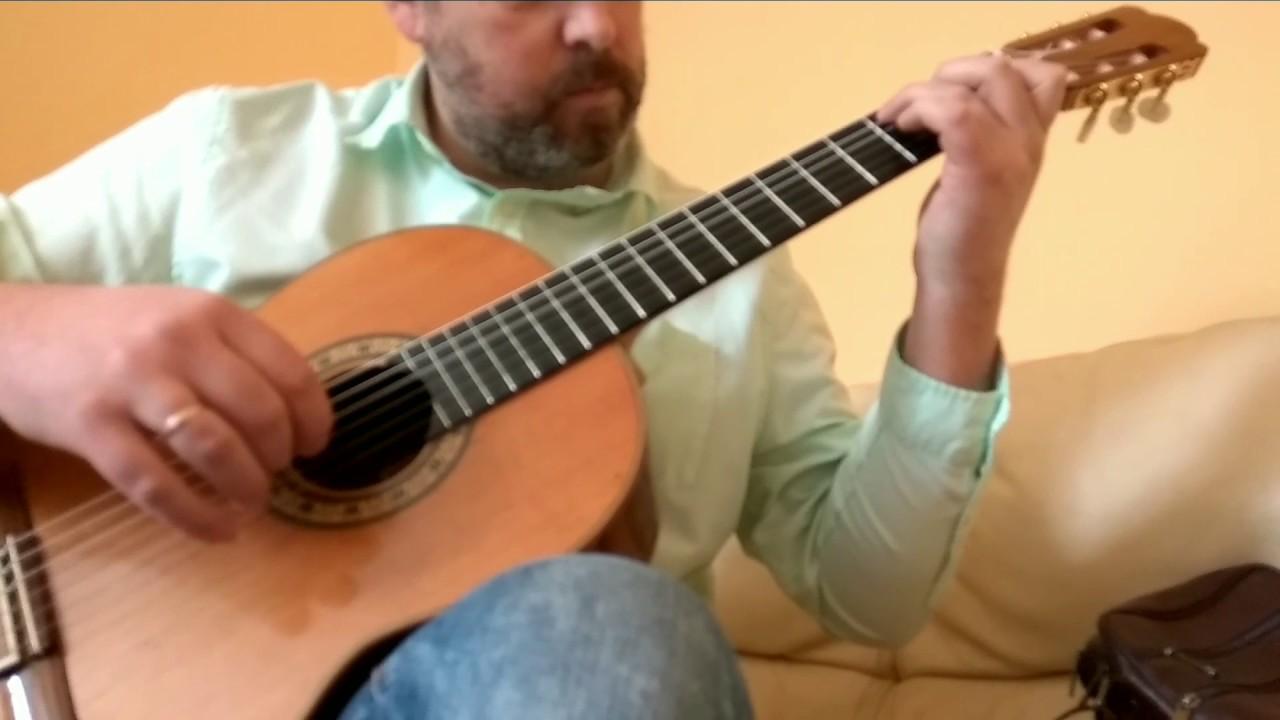 Боже Царя храни! Аранжировка для гитары Алексея Орочко ...