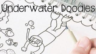 Underwater Doodles   Doodle with Me