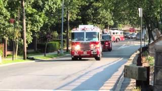 N//S New York City Fire Dept Engine 52 Ladder 52 Patch