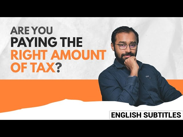 Important Income Tax Concept you don't know #Shorts