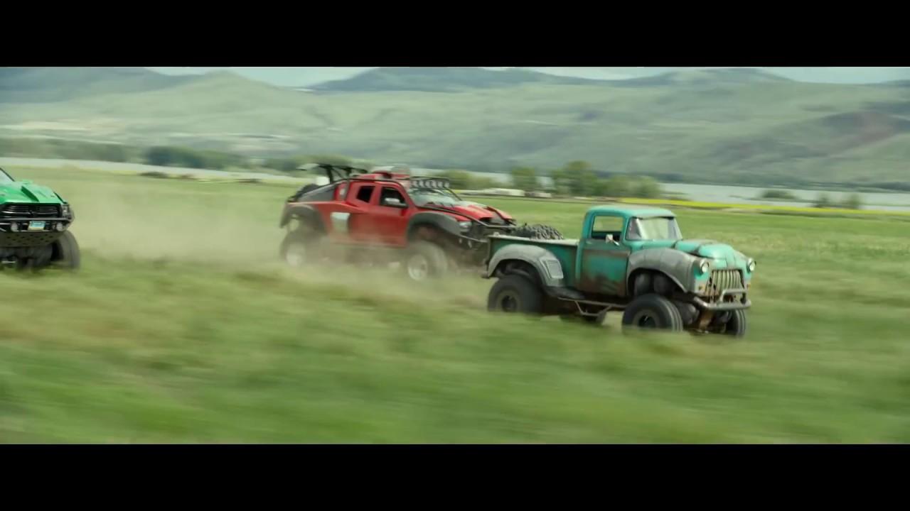 Monster Trucks Trailer #2