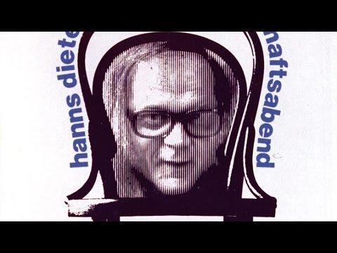 Hanns Dieter Hüsch präsentiert den ersten SR-Gesellschaftsabend (1973)