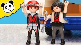 Playmobil Polizei - Kevin wird entführt! - Teil 1 - Playmobil Film