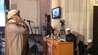 Azan isyak Mekkah -Abdulkarim Almakki