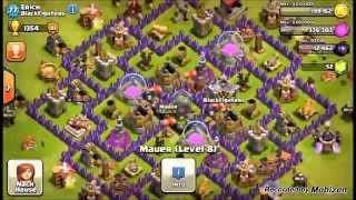 COC - Clash of Clans #021 - CoC TV und Clankrieg vs. Good Friends | Let´s Play CoC - Clash of Clans