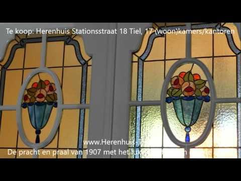 Te koop Herenhuis Kliniek Kantoor Praktijk Woning Villa bedrijfsruimte Tiel Utrecht Rotterdam Houten