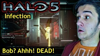 Just Like horror movies! ;D [Halo 5 - EP:51] (Infection on Nerve Center)