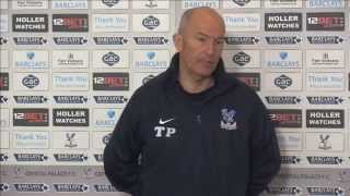 Tony Pulis' Pre-Aston Villa Press Conference