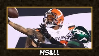 Odell Beckham Jr. Would Reportedly Welcome a Trade to the Jets - MS&LL 2/19/20