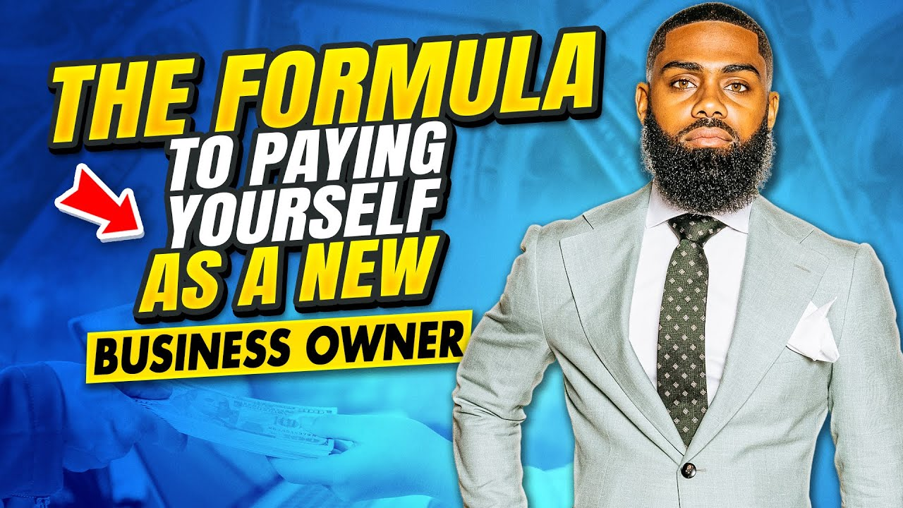 SALARY FOR SMALL BUSINESS OWNERS: How much to pay yourself as a new entrepreneur