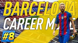 PRVÝ HRÁČ Z JUNIORKY! #8 BARCELONA CAREER MODE - FIFA 17