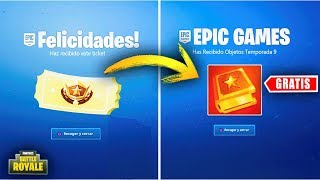 CLAIM BATTLE PASS 9 FOR FREE! How to GET THE FREE BATTLE PASS 9 in FORTNITE