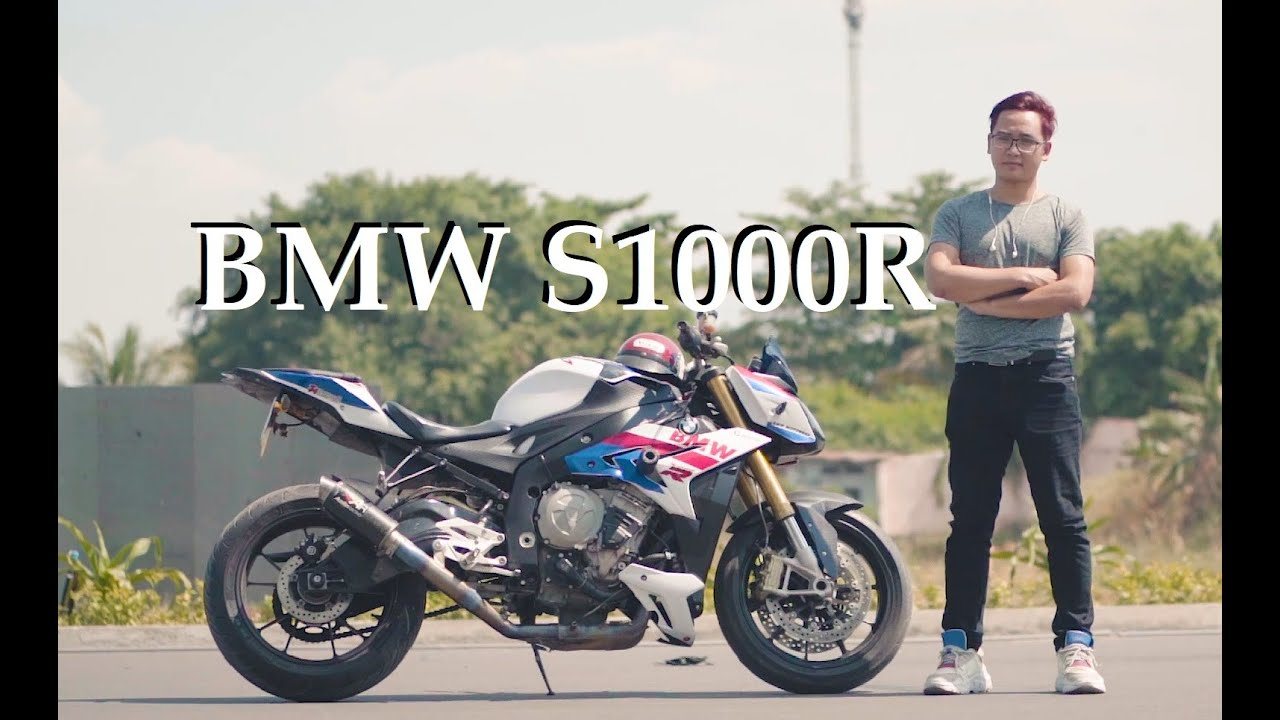 Moto Giá Rẻ 35 – BMW S1000R bản naked của Cá mập