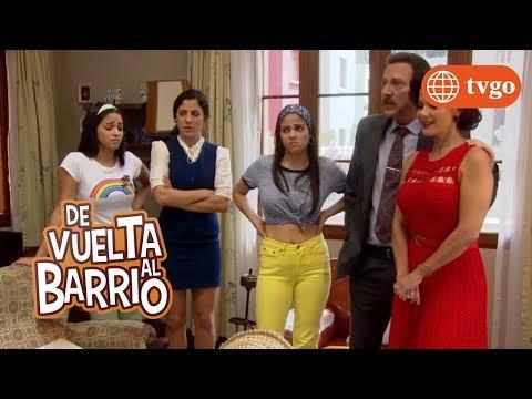 ¡Malena y Pichón presentan al pequeño Moises a sus familias! - De Vuelta al Barrio 17/05/2018