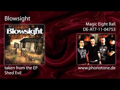 Клип Blowsight - Magic Eight Ball