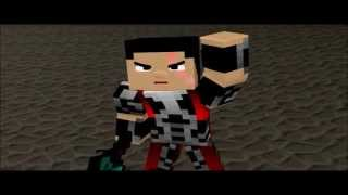 Darius Vs. Garen - A Minecraft Fight Animation