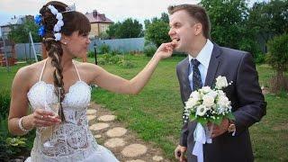 Знакомство с мужем.Наша история.КОРОТКО о свадьбе) Часть 1.