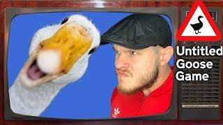 КАК ДОСТАТЬ ЧЕЛОВЕКА ЕСЛИ ТЫ ГУСЬ? \\ Untitled Goose Game
