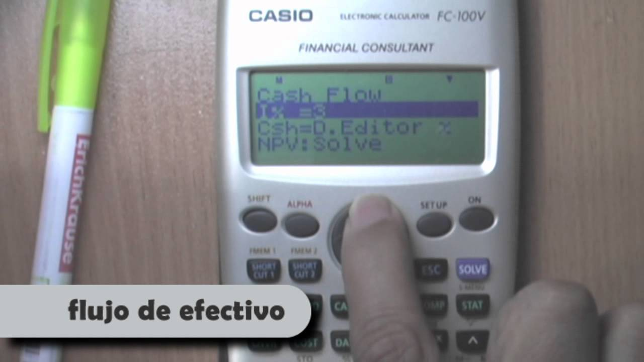 1a525ce37d68 Multiservicios Virgo  Casio FC-100V - YouTube