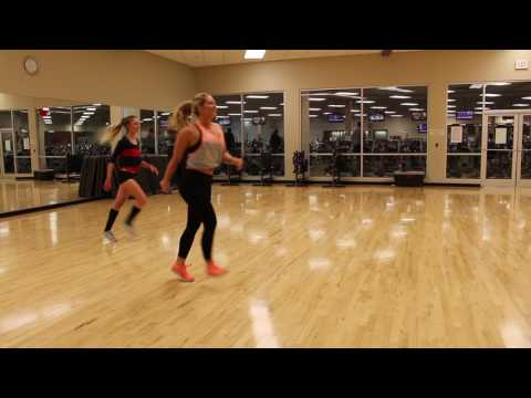 Jennifer Lopez- On the Floor Zumba
