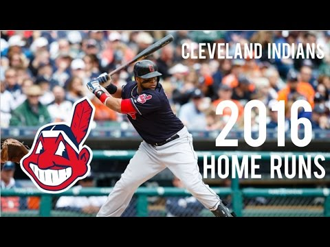 Cleveland Indians | 2016 Home Runs (185)