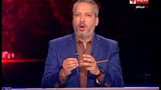 انفعال تامر أمين على مرتكبي جريمة اغتصاب فتاة وابتزاز والدها بفيديو لها ..فيديو